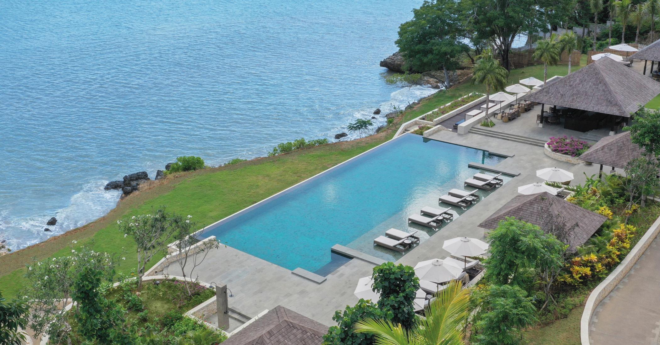 Raffles Bali - The Resort