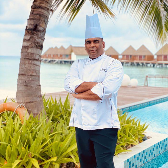 Kapila Roshan - Head Chef Mercure Maldives