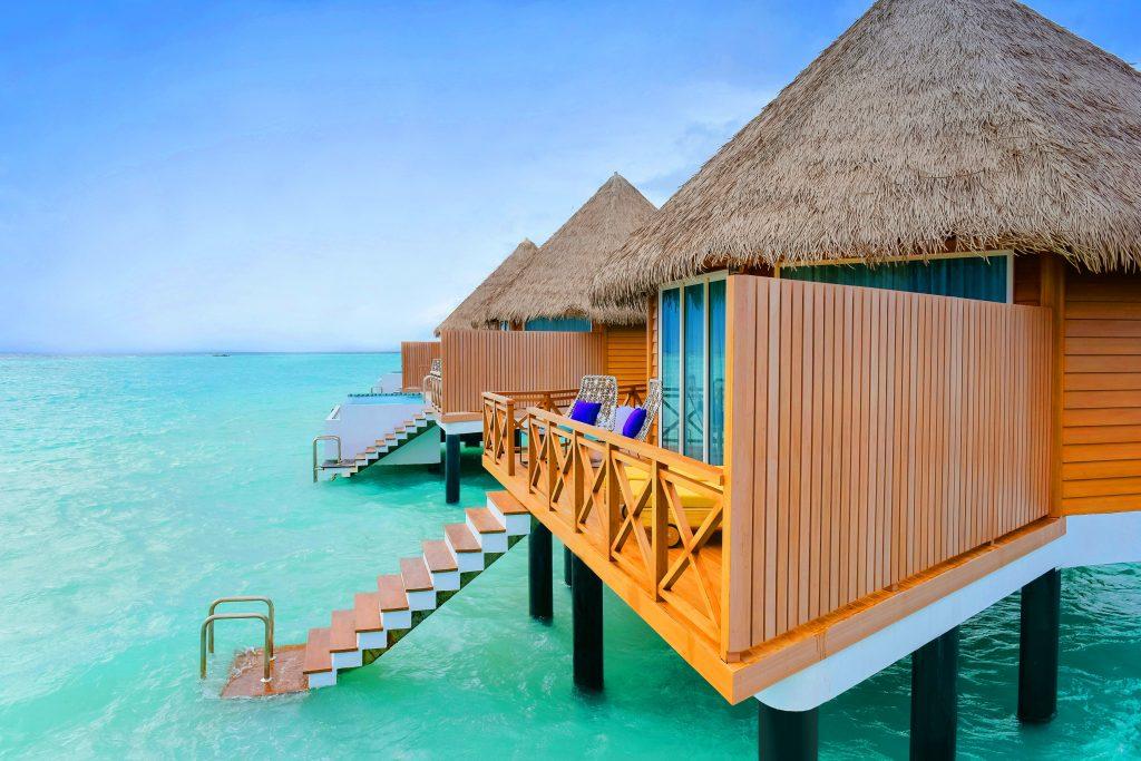 Over Water Villa _ Mercure Maldives Kooddoo