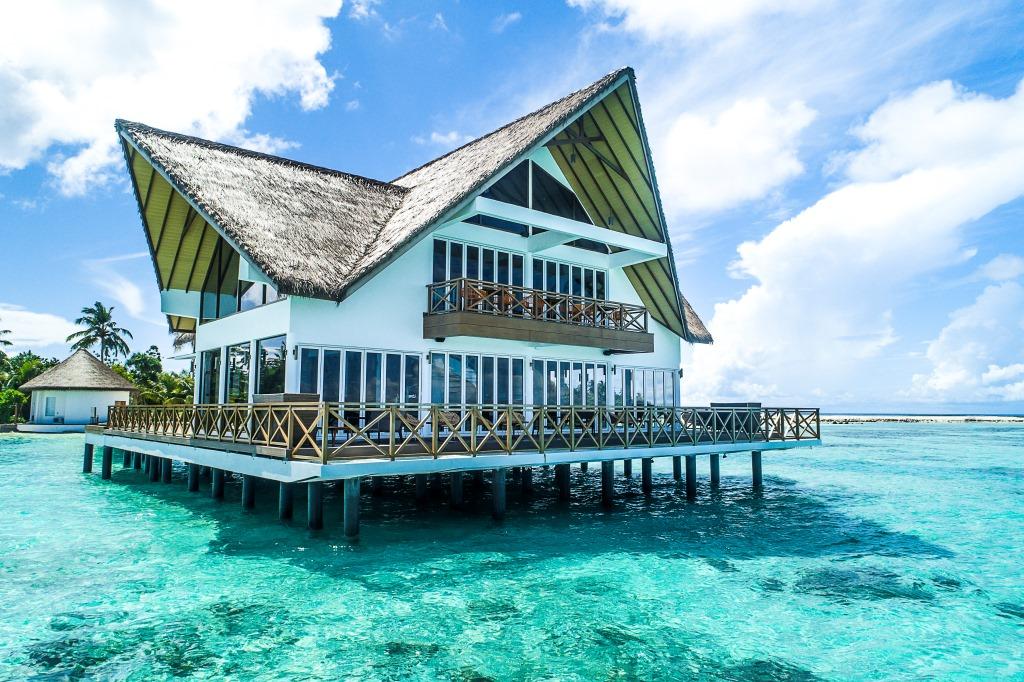 Vistas Gastro Bar - Mercure Maldives Kooddoo