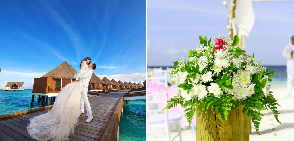 Renewal of Vows_Mercure Maldives Kooddoo