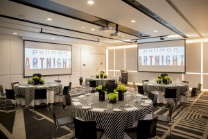 Airport meeting rooms