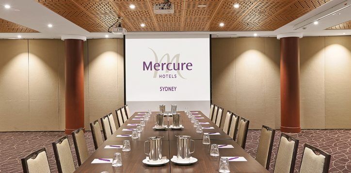 town-hall-boardroom-with-mercure-logo1