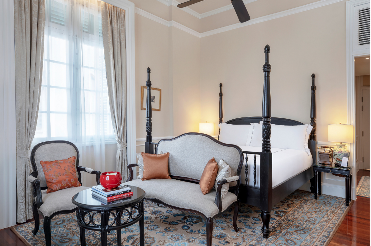 Raffles Hotel Le Royal Phnom Penh - Personality Suite