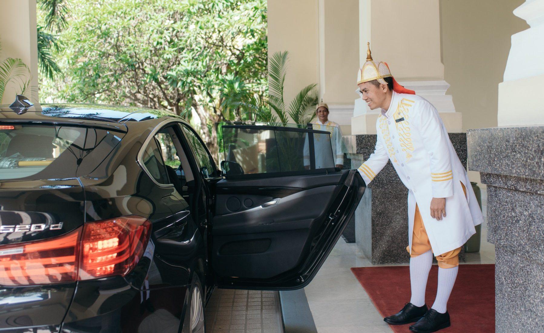 Raffles Hotel Le Royal Phnom Penh - Transportation Service