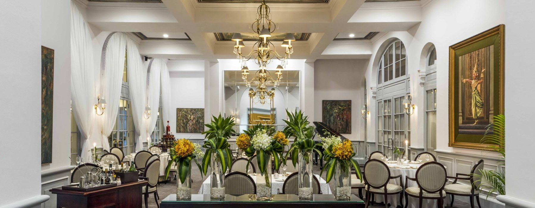 Raffles Hotel Le Royal Phnom Penh - Restaurants & Bars