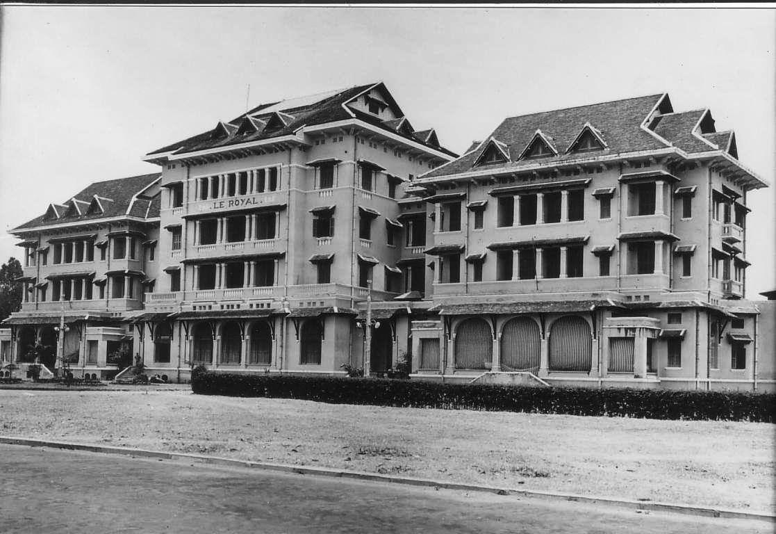 Raffles Hotel Le Royal Phnom Penh - Raffles History