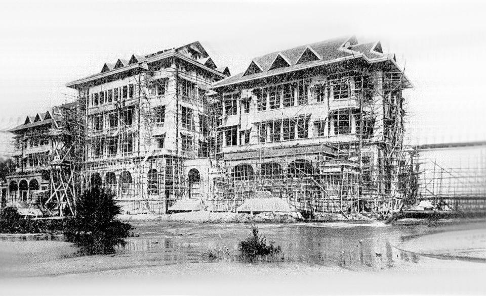 Raffles Hotel Le Royal Phnom Penh - The hotel
