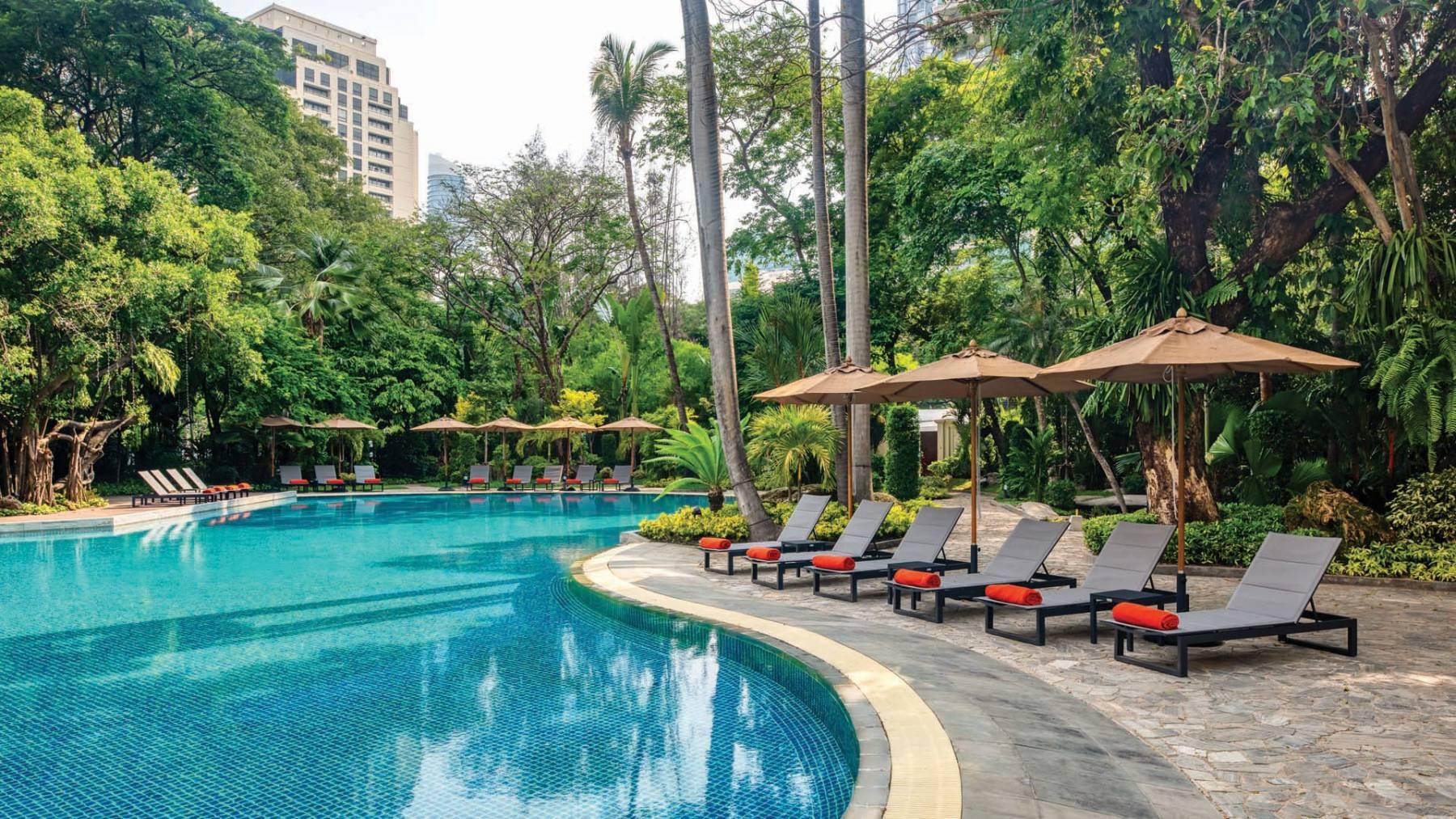 Bangkok resort hotel