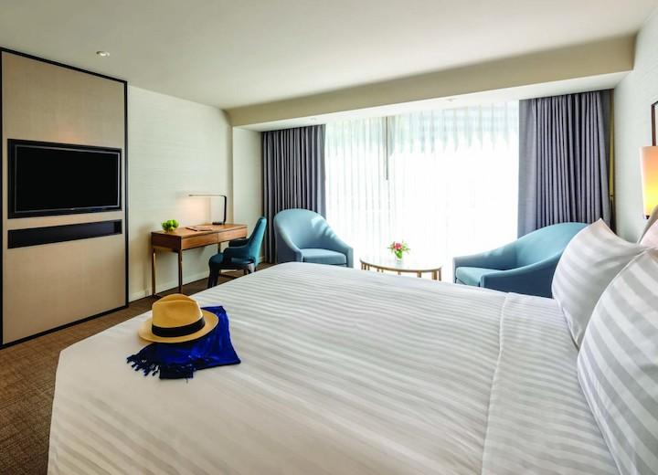 โรงแรม 5 ดาวกรุงเทพ