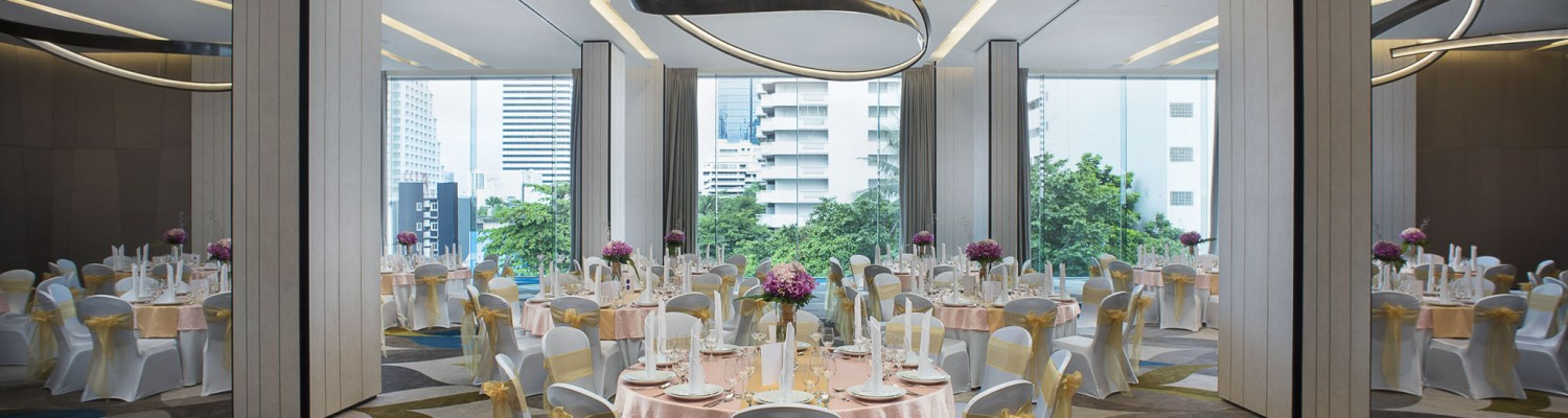 Business Hotel in Sukhumvit | Spacious and Luxurious Meeting