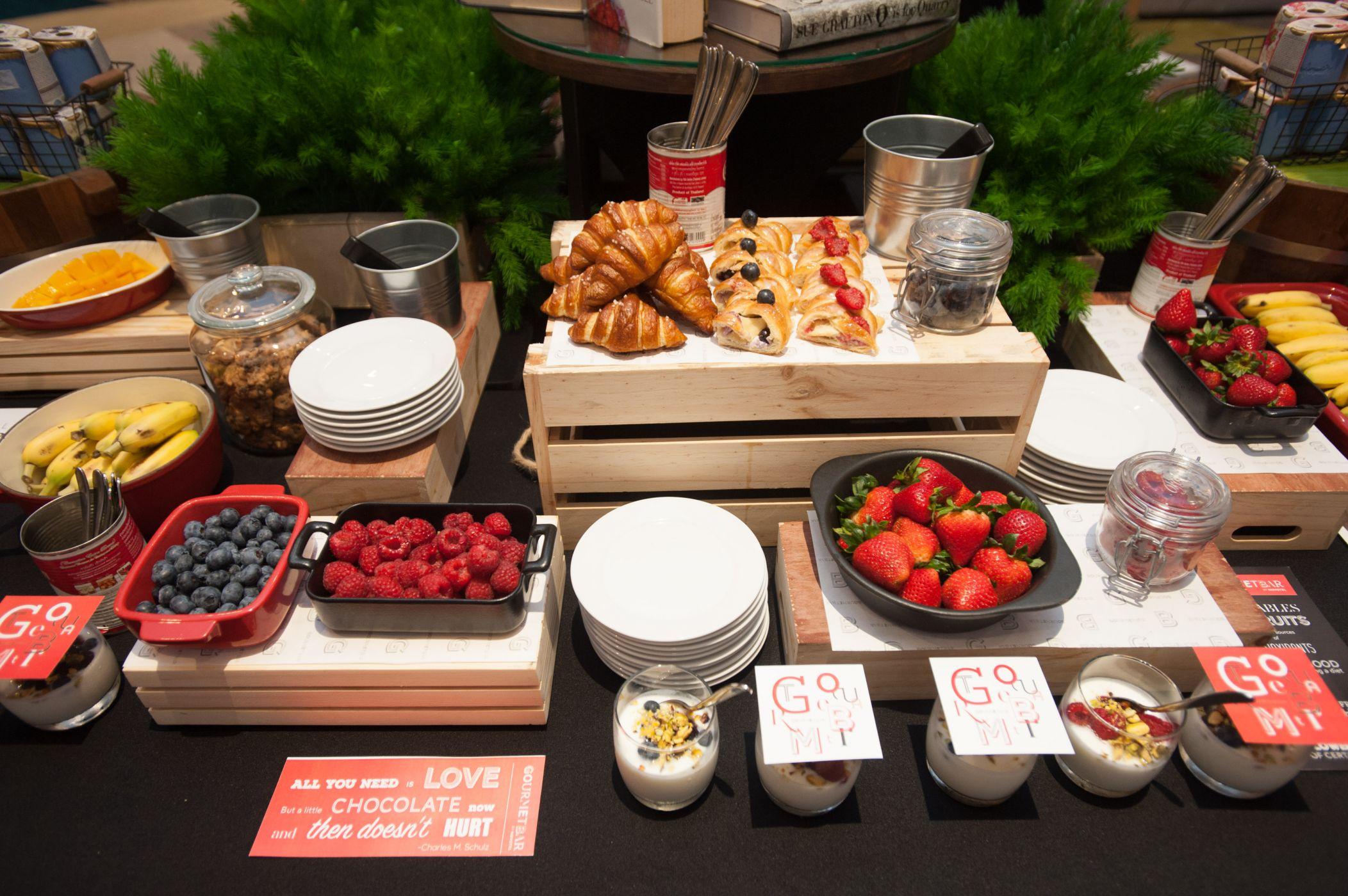 GourmetBar Theme| meeting room