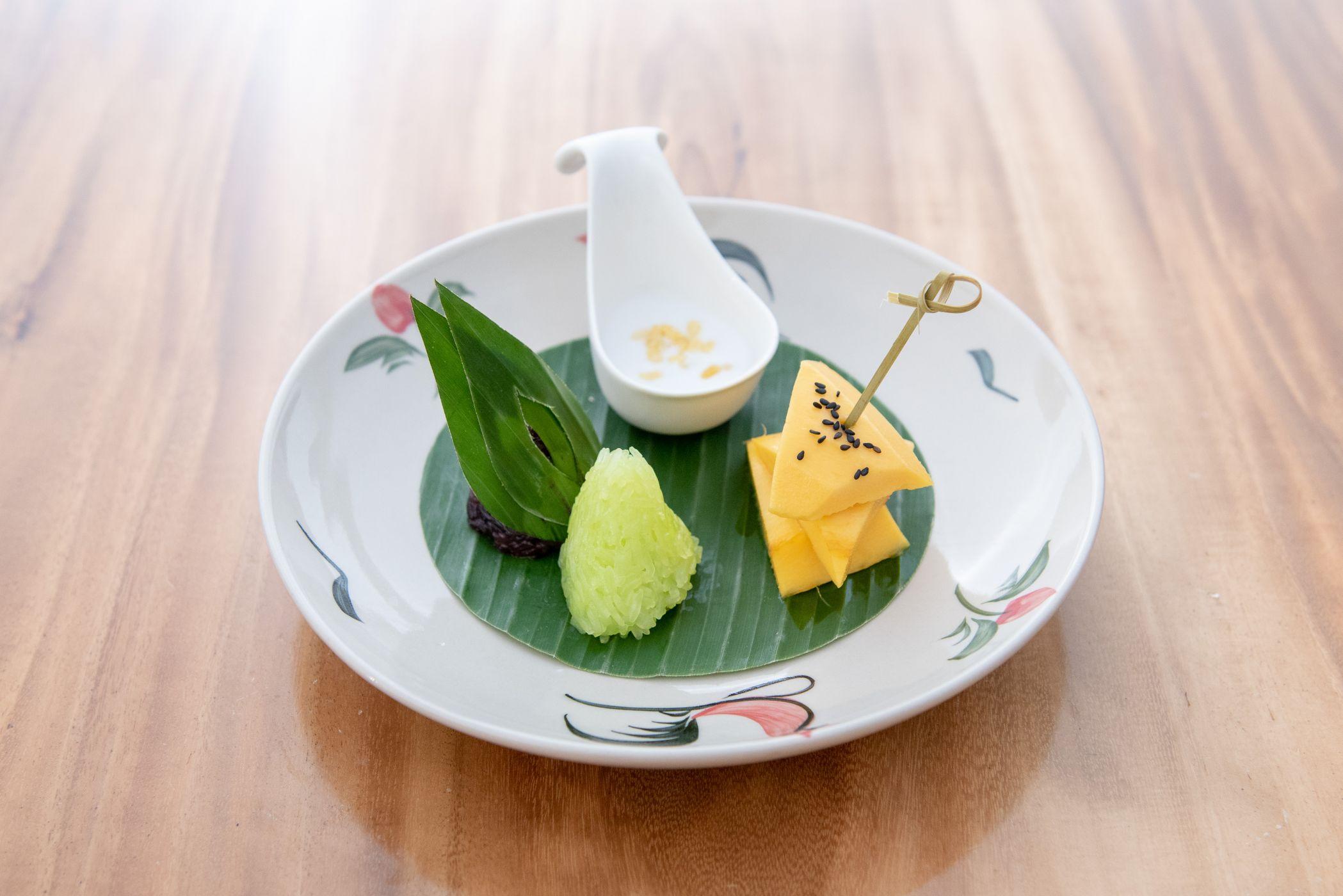 Thai Set Menu