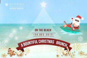 Christmas Brunch on the Beach