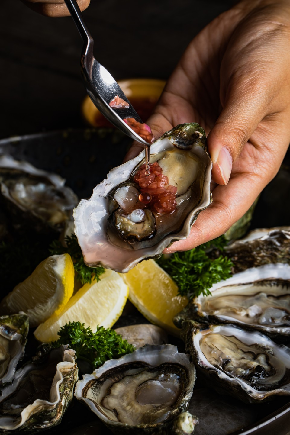 TUESDAY $1 OYSTERS