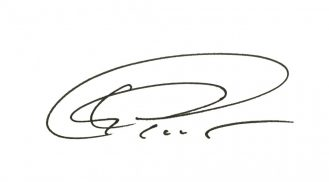 Director Manager's Signature
