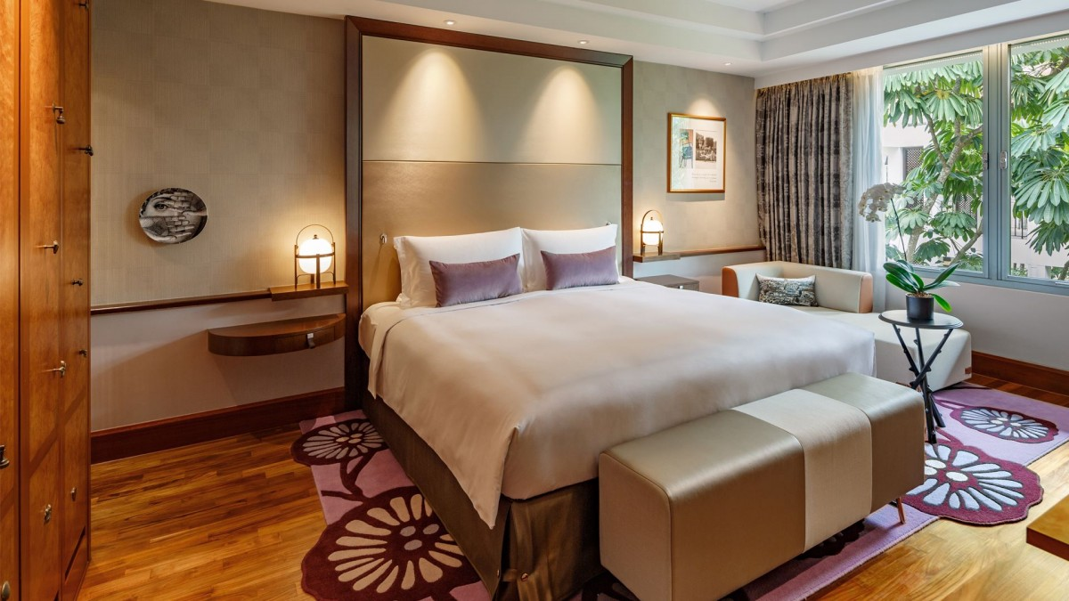 Sofitel singapore sentosa resort spa prestige family suite - 2 bedroom hotel suites singapore ...