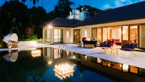 Sofitel Singapore Sentosa Villa du Jardin Wedding