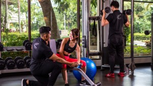 Sofitel Singapore Sentosa So FIT Gym