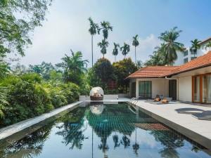 Sofitel Sentosa Villa du Jardin Swimming Poo
