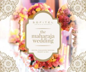 Sofitel Sentosa Indian Wedding Show