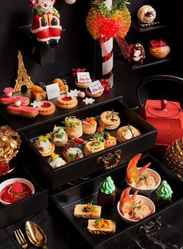 christmas-afternoon-high-tea-set