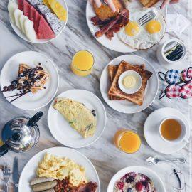Kwee Zeen Buffet Breakfast