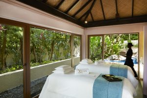Sofitel SPA Outdoor Villa