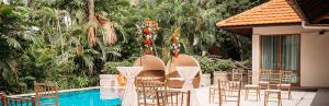Sofitel Sentosa Villa Wedding Solemnization