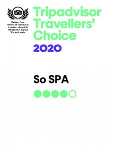 Sofitel Spa - Travellers' Choice 2020