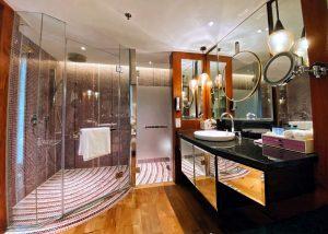 Junior Suite - Shower Area