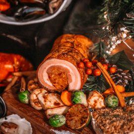 savoury at christmas mega safe brunch