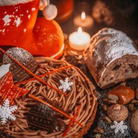 desserts at christmas mega safe brunch
