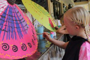 Batik Painting - Sofitel Krabi