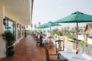 Italian restaurant in Krabi