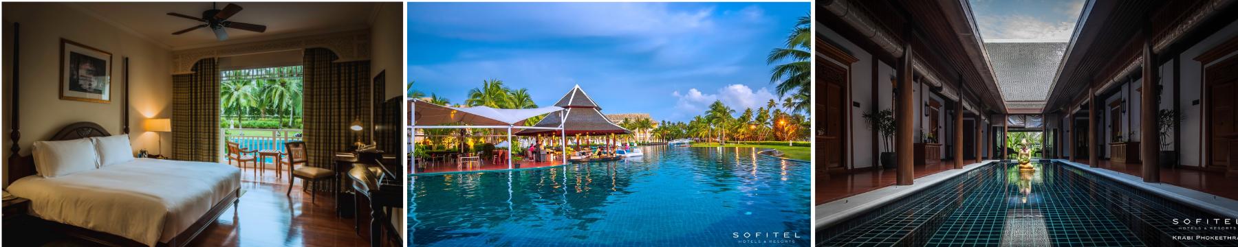 Sofitel Krabi Phokeethra Golf Spa Resort Timeless Beachside Elegance