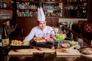 Friday Sushi Bar - Sofitel Krabi Phokeethra