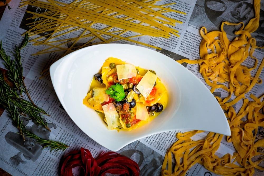 fresh pasta in krabi