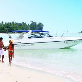 Luxury Speed Boat