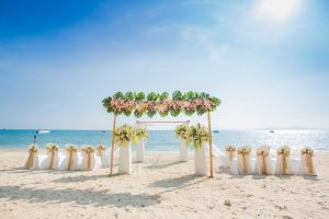 Wedding Beach Krabi