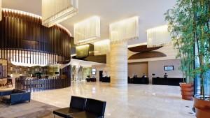 Lobby at Novotel Citygate Hong Kong - Hong Kong Airport Hotel