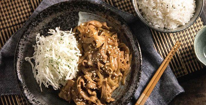 shogayaki_pork_rice_poster_aw-01