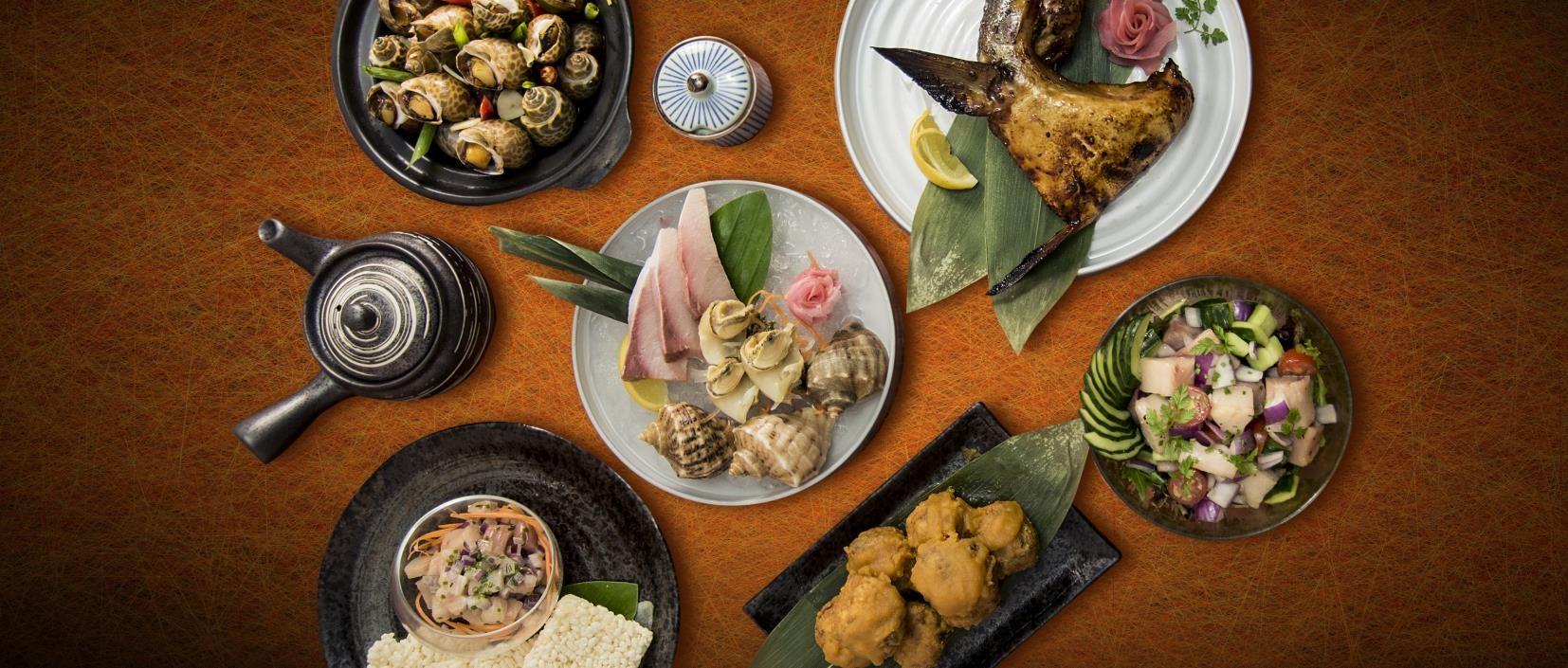 202009 東涌諾富特東薈城酒店︱Essence - 油甘魚與海螺自助餐
