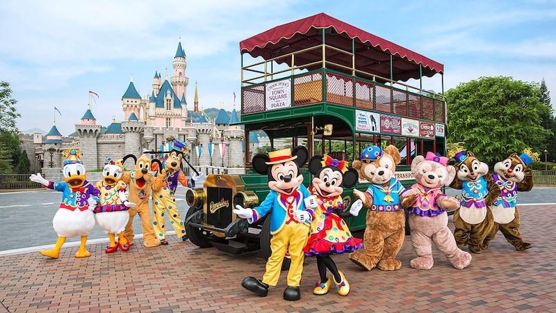 Hong Kong Disneyland Resort︱Novotel Citygate Hong Kong
