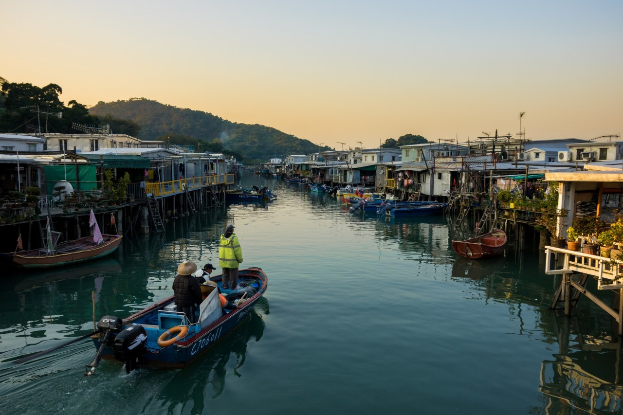 Hong Kong Fishing Village - Tai O︱Novotel Citygate Hong Kong