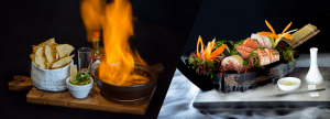 Fire and Ice | Novotel Phuket Surin Beach Resort