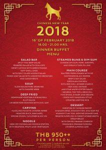 Chinese New Year | Novotel Phuket Surin