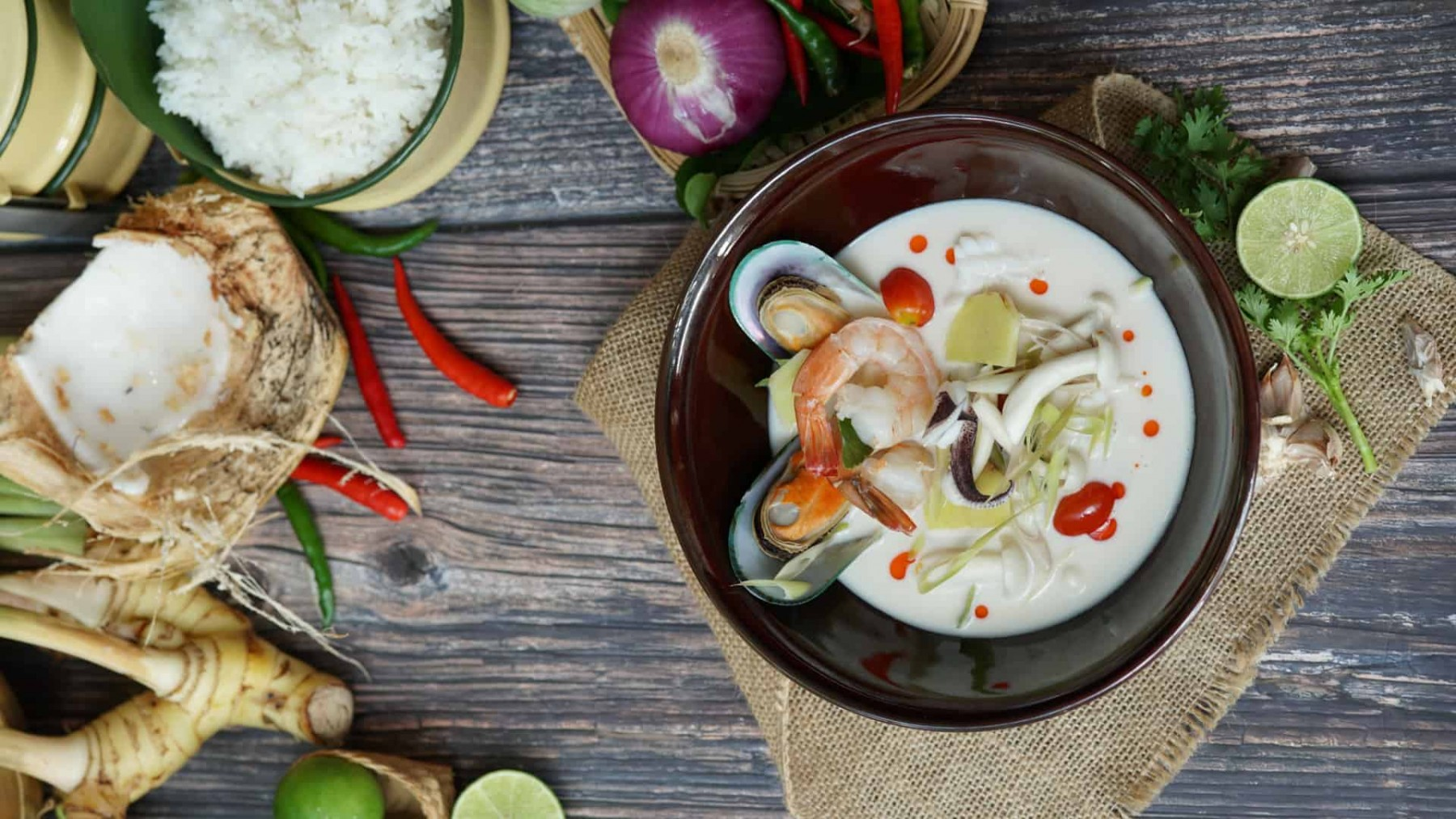 Tom Kha Seafood Cover Photo Novotel Phuket Surin Beach Resort