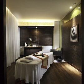 LE SPA TREATMENT ROOM x