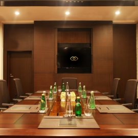 MEETING ROOM BOARDROOM SET UP x